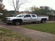 Chevrolet Silverado 2500 6.0 Liter Gas
